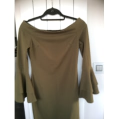 Robe courte Lucie Wang  pas cher