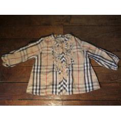Blouse, Short-sleeved Shirt Burberry