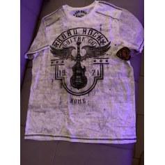 Tee-shirt Hard Rock  pas cher