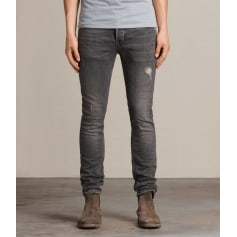 Jeans slim All Saints  pas cher