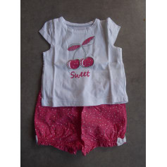 Shorts Set, Outfit In Extenso