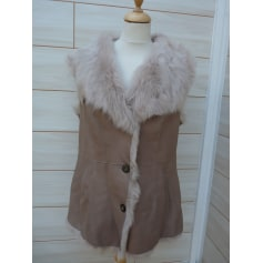 Gilet sans manches Made In Italie  pas cher