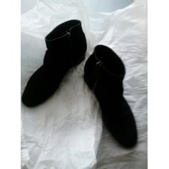 Bottines & low boots plates NDC Made By Hand  pas cher