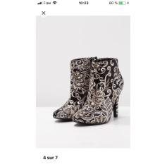 Bottines & low boots à talons Wallis  pas cher