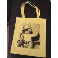 Sac à main en tissu Zadig & Voltaire  pas cher