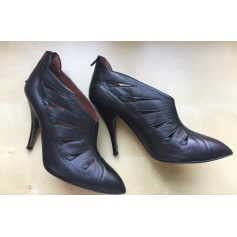 Bottines & low boots à talons Ernesto Esposito  pas cher