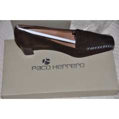 Escarpins Paco Herrero  pas cher