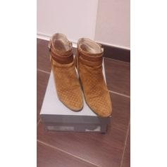 Bottines & low boots à talons Boa  pas cher
