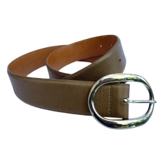 Wide Belt Orciani