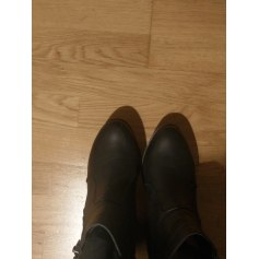 High Heel Ankle Boots New Look