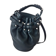 Leather Handbag Alexander Wang Diego