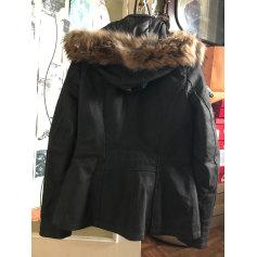 Manteau en cuir Forest Land  pas cher