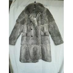 Manteau en fourrure Stella Forest  pas cher