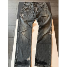 Jeans droit Bray Steve Alan  pas cher