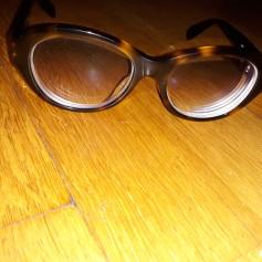 Monture de lunettes Alexander McQueen  pas cher