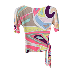 Top, tee-shirt Emilio Pucci  pas cher