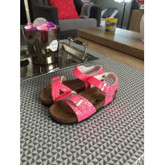 Chaussures à boucle Six Pieds Trois Pouces  pas cher
