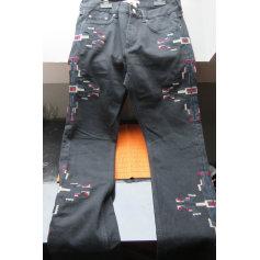 Jeans droit Isabel Marant For H&M  pas cher