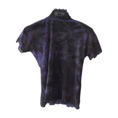 Top, tee-shirt Romeo Gigli  pas cher