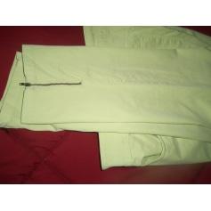 Pantalon slim, cigarette 100% Fashion  pas cher