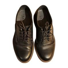 Chaussures à lacets Lanvin  pas cher