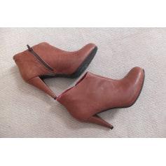 Bottines & low boots à talons Emma Lou  pas cher