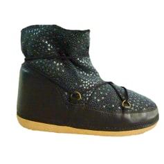 Bottines & low boots à compensés Anniel  pas cher