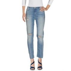 Jeans droit Hudson Jeans  pas cher