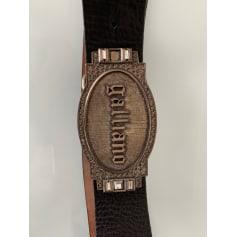 Wide Belt John Galliano
