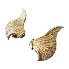 Boucles d'oreilles Balenciaga  pas cher