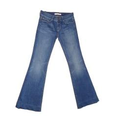 Pantalon très evasé, patte d'éléphant J Brand  pas cher
