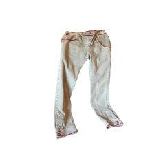 Pantalon droit Pinko  pas cher