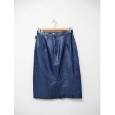 Jupe mi-longue Versace Jeans Couture  pas cher