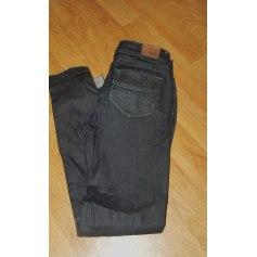Jeans droit LPB Les P'tites Bombes  pas cher