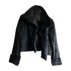 Blouson, veste en fourrure Marc Jacobs  pas cher
