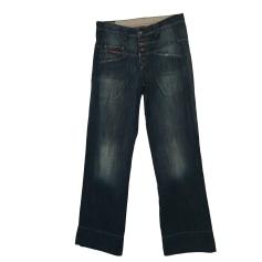 Jeans large, boyfriend Marithé et François Girbaud  pas cher
