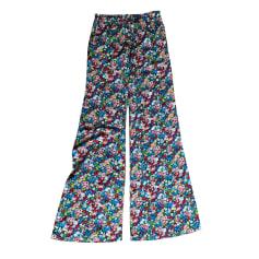 Pantalon large Bel Air  pas cher