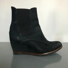 Bottines & low boots à compensés Avril Gau  pas cher