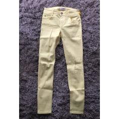 Jeans slim N.V.Y  pas cher