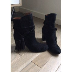Bottines & low boots à talons & Other Stories  pas cher