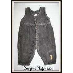 Overalls Sergent Major