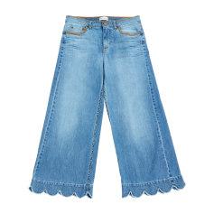 Jeans large, boyfriend Red Valentino  pas cher