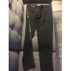 Pantalon droit Zapa  pas cher