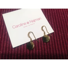 Boucles d'oreille Caroline Najman  pas cher
