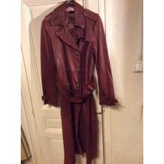 Manteau en cuir Nolita  pas cher