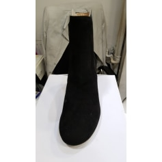 Bottines & low boots à talons Ellips  pas cher