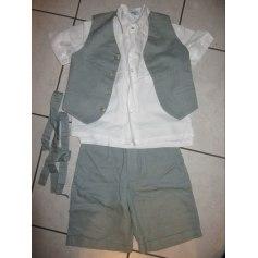 Anzug, Set für Kinder, kurz Vertbaudet