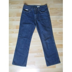 Jeans évasé, boot-cut Calvin Klein  pas cher