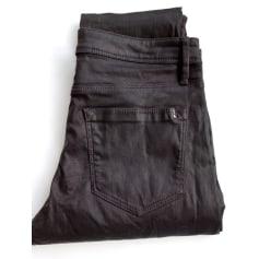 Pantalon slim, cigarette Cop-Copine  pas cher