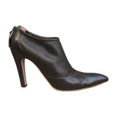High Heel Ankle Boots Alaïa